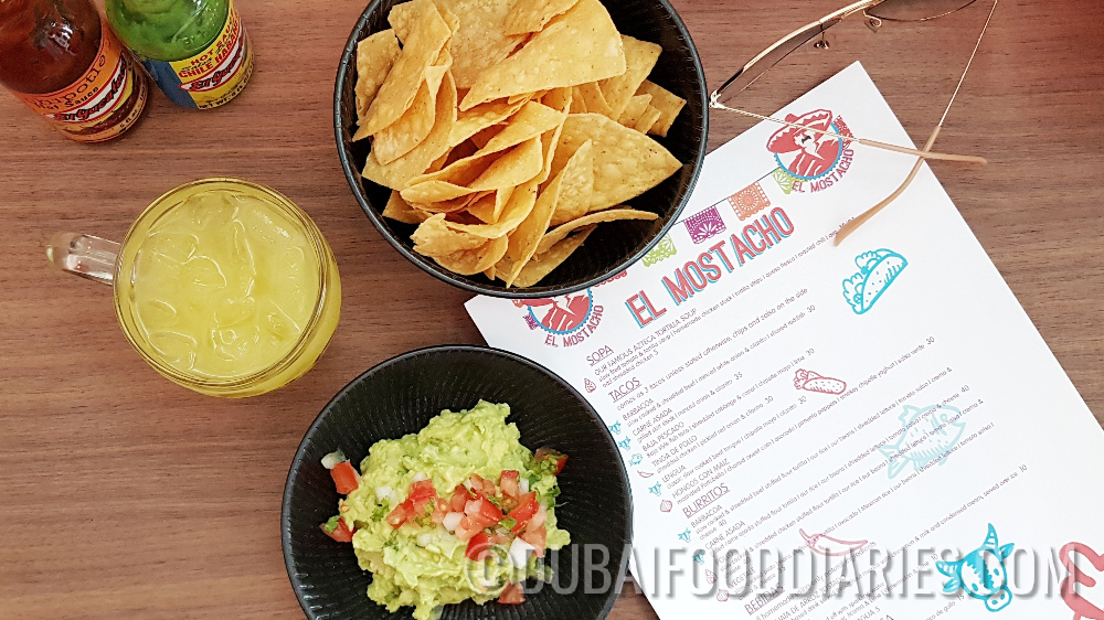 El Mostacho - the only taco bar you need to know in Dubai   Dubai